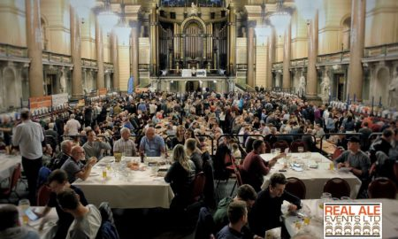 St George's Hall Winter Ales Festival 2019