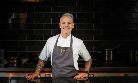 Chef Spotlight: Simon Wood